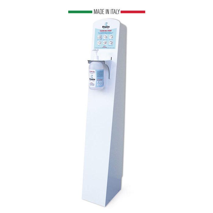 dispenser gel detergente