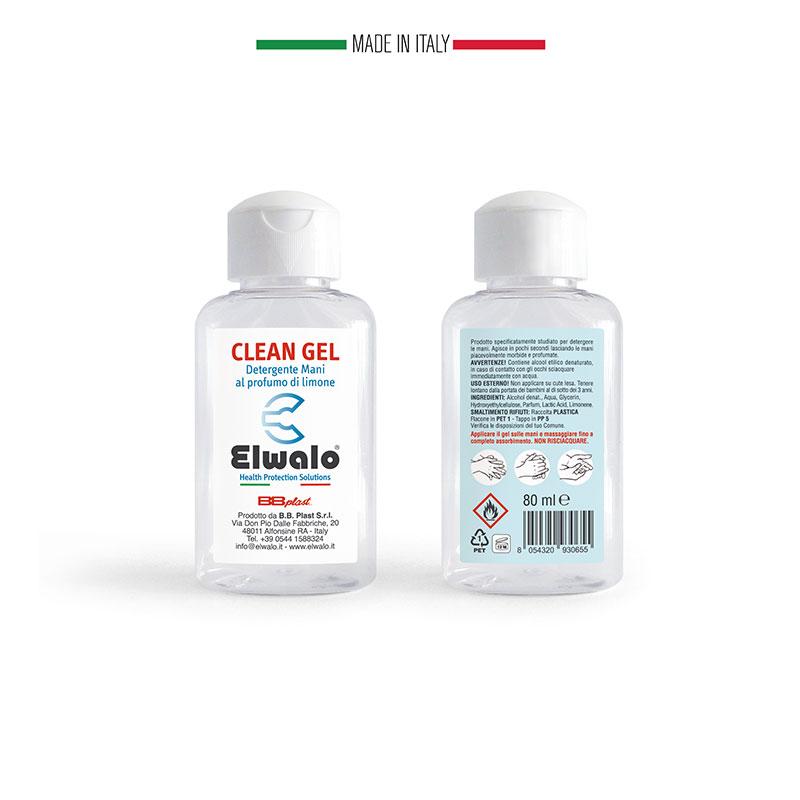 gel detergente 80 ml